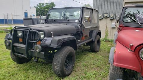 1990 Jeep Wrangler for sale in Charleston, SC