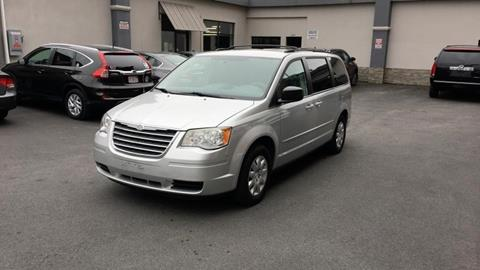 2010 Chrysler Town and Country for sale in Fall River, MA