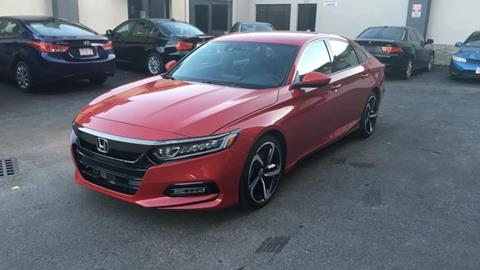 2018 Honda Accord for sale in Fall River, MA