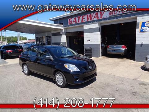 2014 Nissan Versa for sale in Cudahy, WI