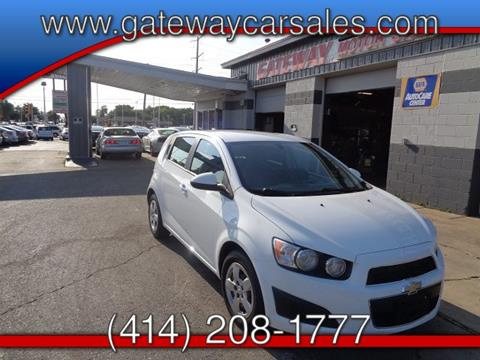 2014 Chevrolet Sonic for sale in Cudahy, WI