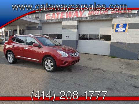 2012 Nissan Rogue for sale in Cudahy, WI