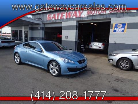 2012 Hyundai Genesis Coupe for sale in Cudahy, WI