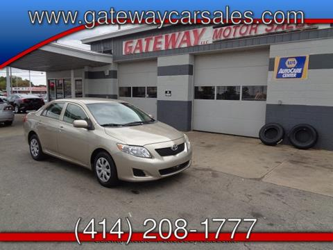 2010 Toyota Corolla for sale in Cudahy, WI