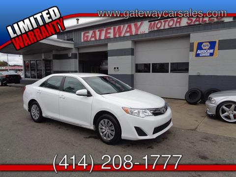 2014 Toyota Camry for sale in Cudahy, WI