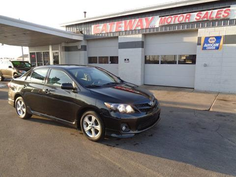 2011 Toyota Corolla for sale in Cudahy, WI