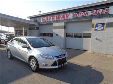 2012 Ford Focus for sale in Cudahy, WI