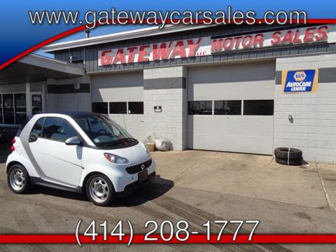 2013 Smart fortwo for sale in Cudahy, WI