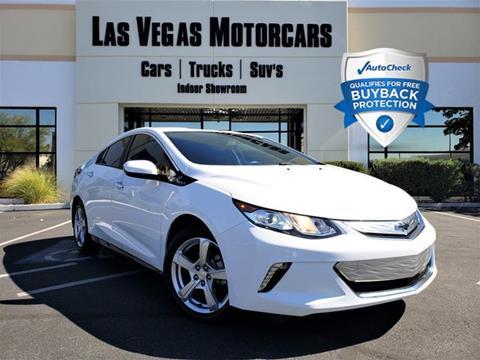 2017 Chevrolet Volt for sale in Las Vegas, NV