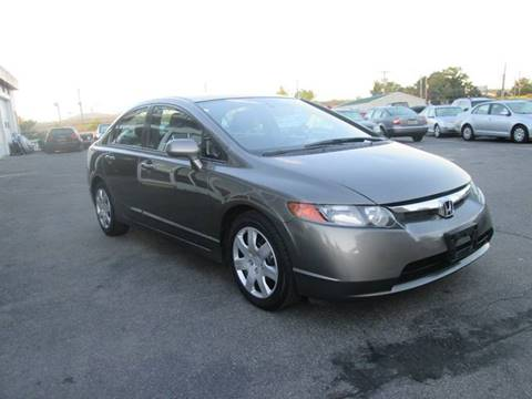 2008 Honda Civic for sale in Manchester, NH