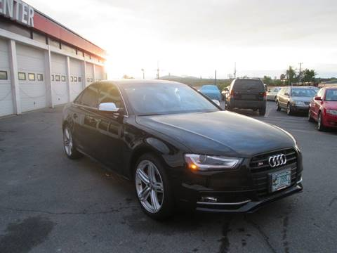 2013 Audi S4 for sale in Manchester, NH