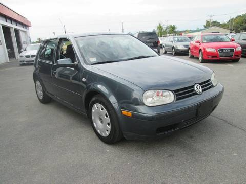 2004 Volkswagen Golf for sale in Manchester, NH