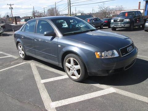 Audi A For Sale Carsforsalecom - 2003 audi a4