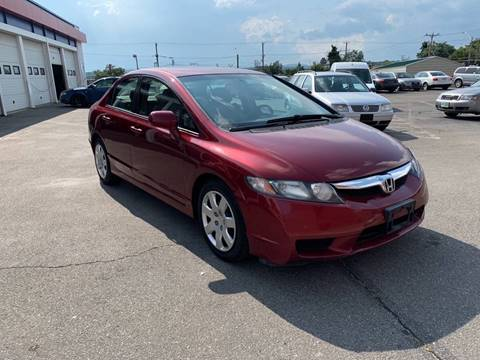 2010 Honda Civic for sale in Manchester, NH