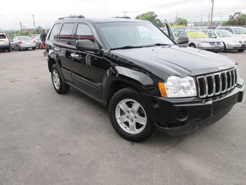 2005 Jeep Grand Cherokee for sale in Manchester, NH