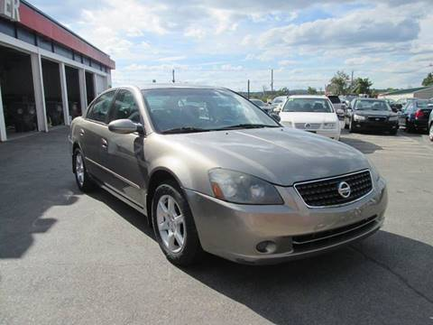 2006 Nissan Altima for sale in Manchester, NH