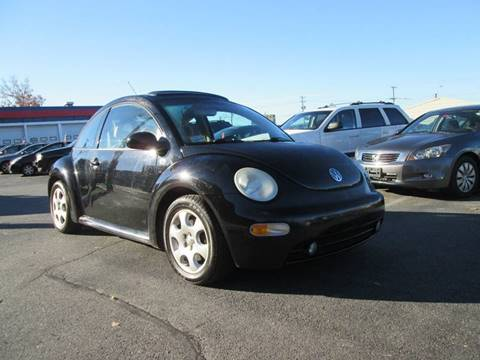 2002 Volkswagen New Beetle for sale in Manchester, NH