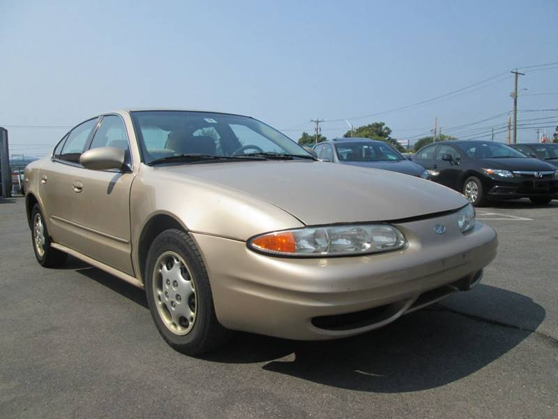 2001 Oldsmobile Alero Gl 4dr Sedan In Manchester Nh Basic Car Care