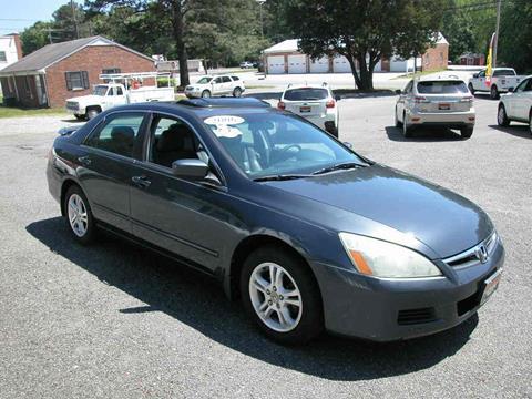 2006 Honda Accord for sale in Callao, VA