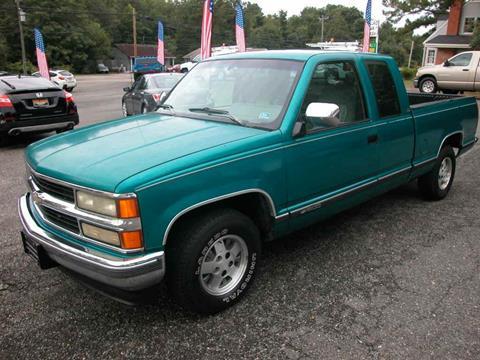 1994 Chevrolet C/K 1500 Series for sale in Callao, VA