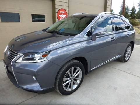2013 Lexus RX 450h for sale in Bend, OR