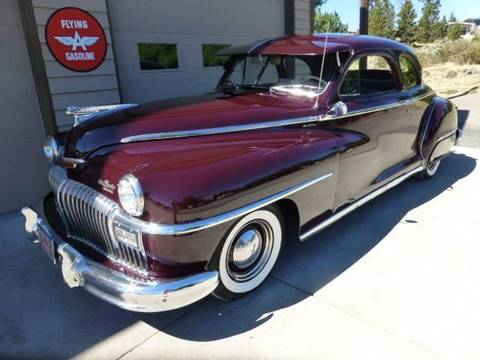 1948 Desoto Coupe for sale in Bend, OR
