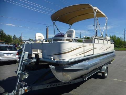 2007 Smoker Craft Sunchaser for sale in Bend, OR