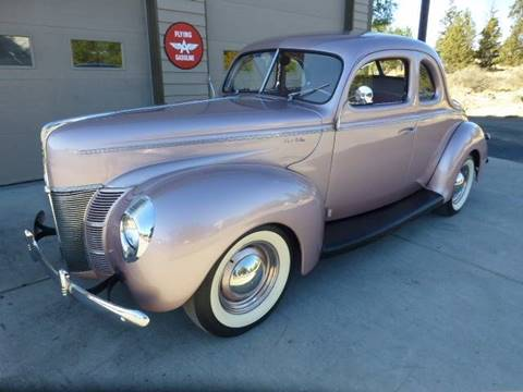 1940 Ford Deluxe for sale in Bend, OR