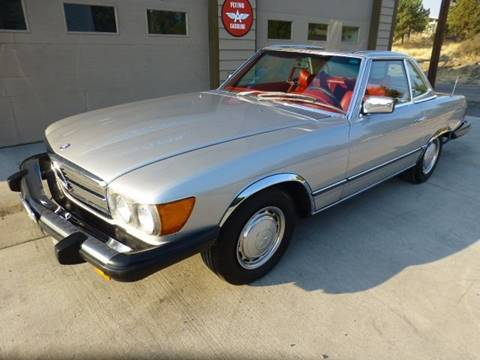 1977 Mercedes-Benz 450 SL for sale in Bend, OR