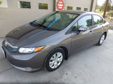 2012 Honda Civic for sale in Bend, OR
