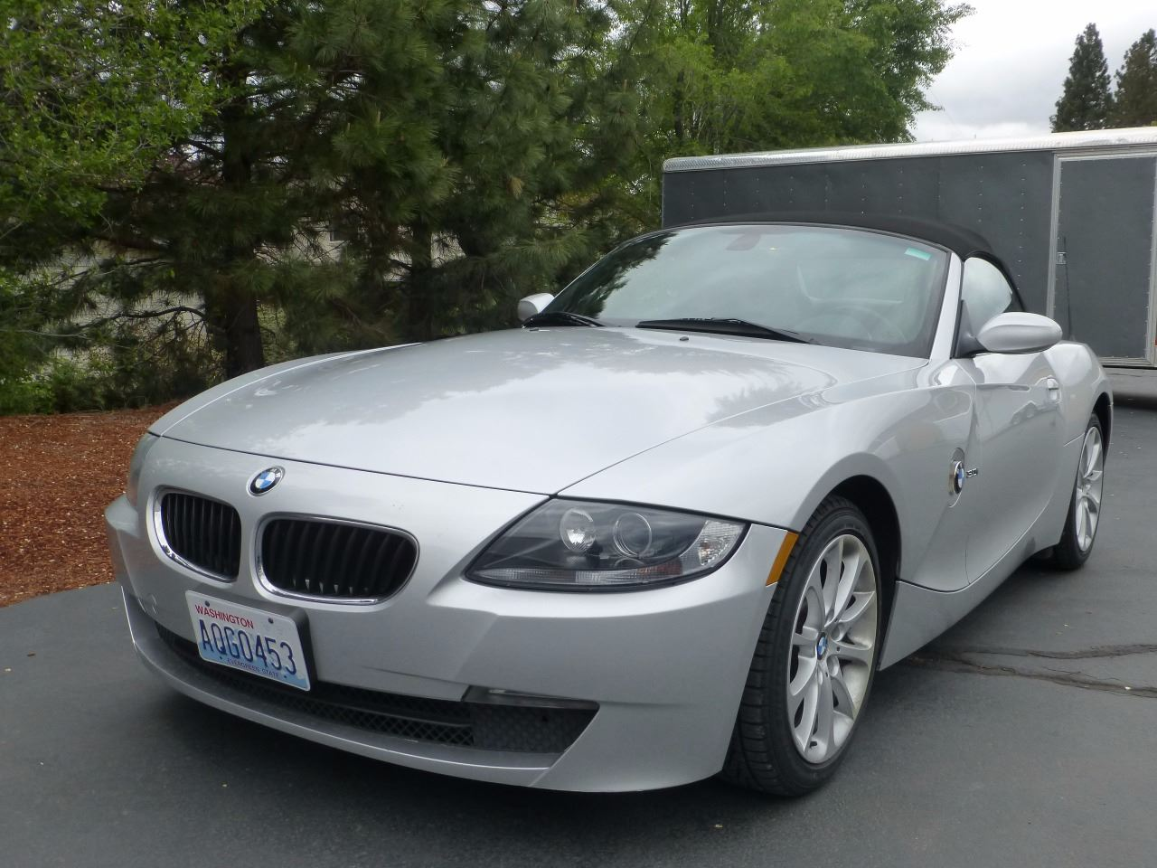 2006 bmw z4 2dr convertible in bend or just used cars. Black Bedroom Furniture Sets. Home Design Ideas