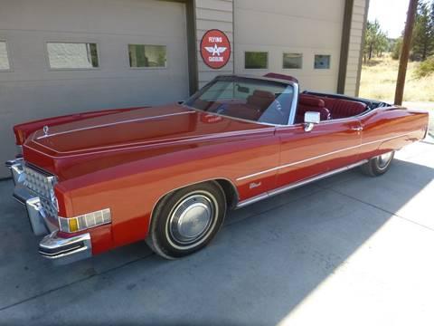 Used 1973 Cadillac Eldorado For Sale In Caribou Me Carsforsale Com