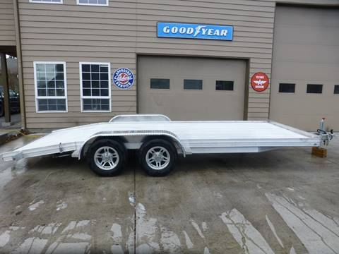 2018 Nextrail Aluminum 18' Flatbed for sale in Bend, OR