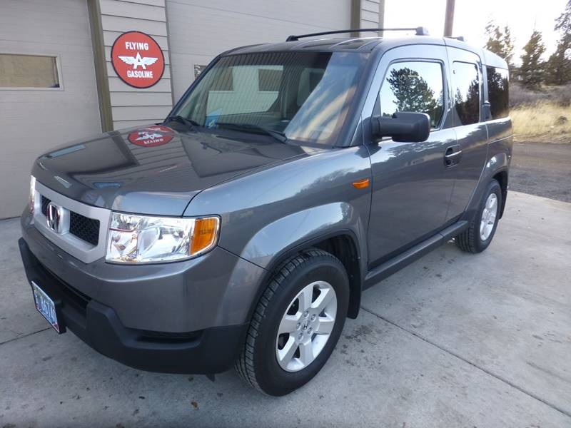 2010 Honda Element Awd Ex 4dr Suv 5a In Bend Or Just Used Cars