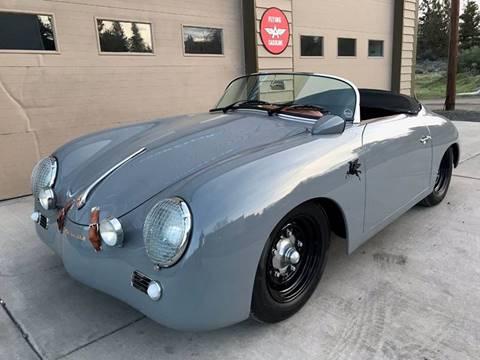 1957 Porsche 356 Speedster for sale in Bend, OR