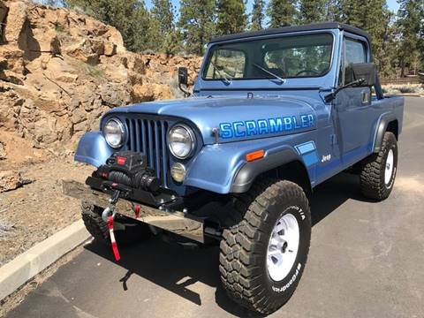 1984 Jeep Scrambler for sale in Bend, OR