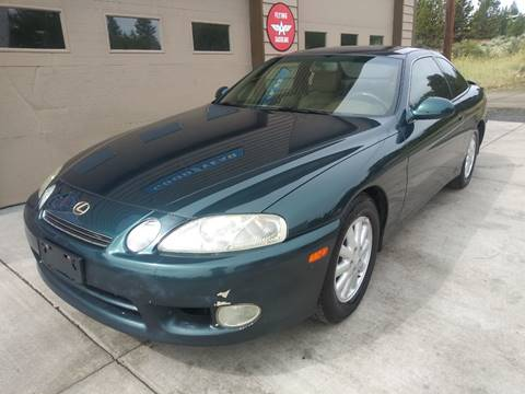 1997 Lexus SC 400 for sale in Bend, OR