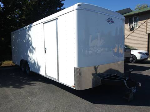 2020 Cargo Mate Enclosed 24' for sale in Bend, OR