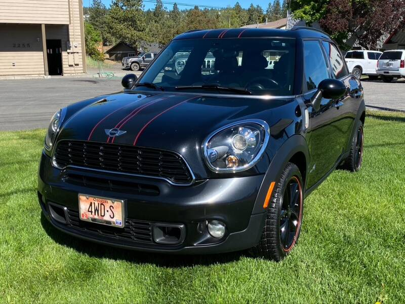 2013 MINI Countryman AWD Cooper S ALL4 4dr Crossover - Bend OR