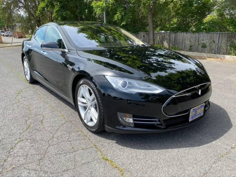 2013 Tesla Model S 4dr Liftback (60 kWh) - Bend OR