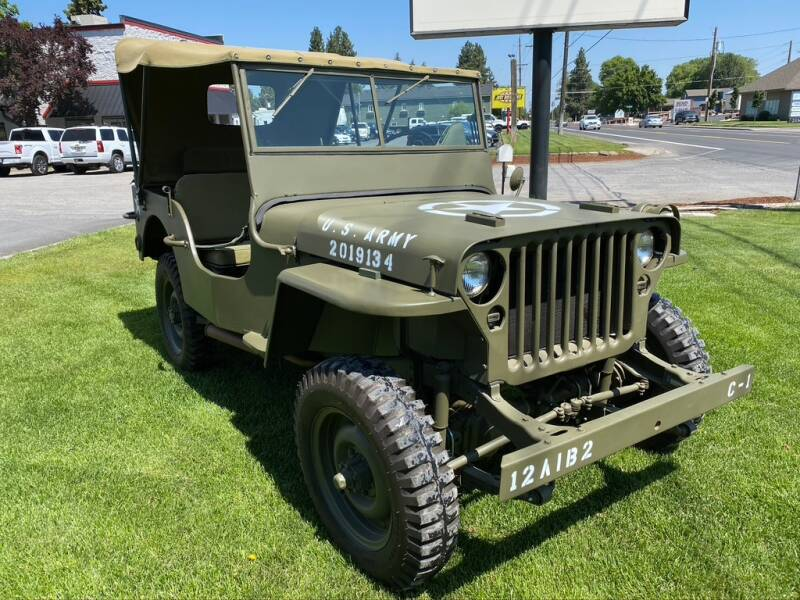 1942 Willys Jeep MB JEEP - Bend OR