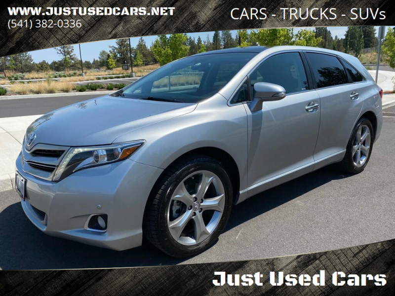 2015 Toyota Venza AWD Limited 4dr Crossover - Bend OR