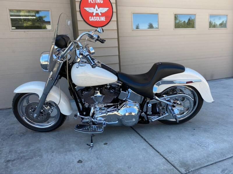 2000 Harley-Davidson Fat Boy Softail  - Bend OR