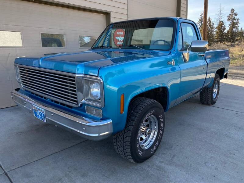 1977 GMC Sierra 1500  - Bend OR