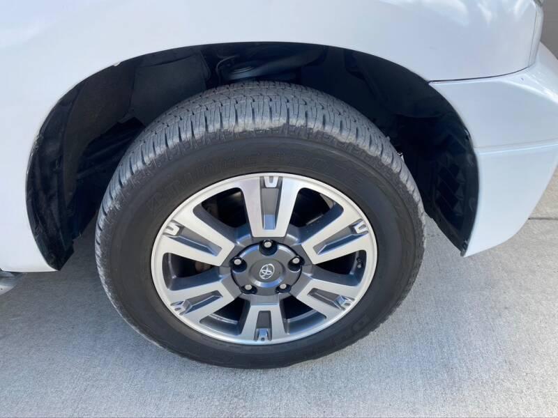 2013 Toyota Tundra 4x4 Limited 4dr CrewMax Cab Pickup SB (5.7L V8) - Bend OR