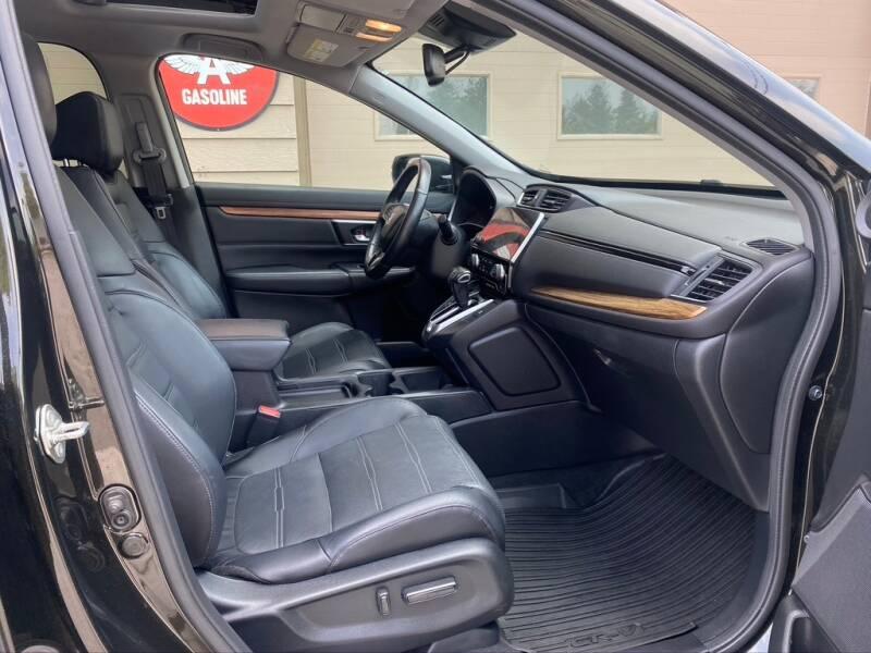 2017 Honda CR-V AWD Touring 4dr SUV - Bend OR