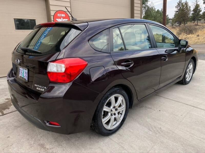 2012 Subaru Impreza AWD 2.0i 4dr Wagon 5M - Bend OR