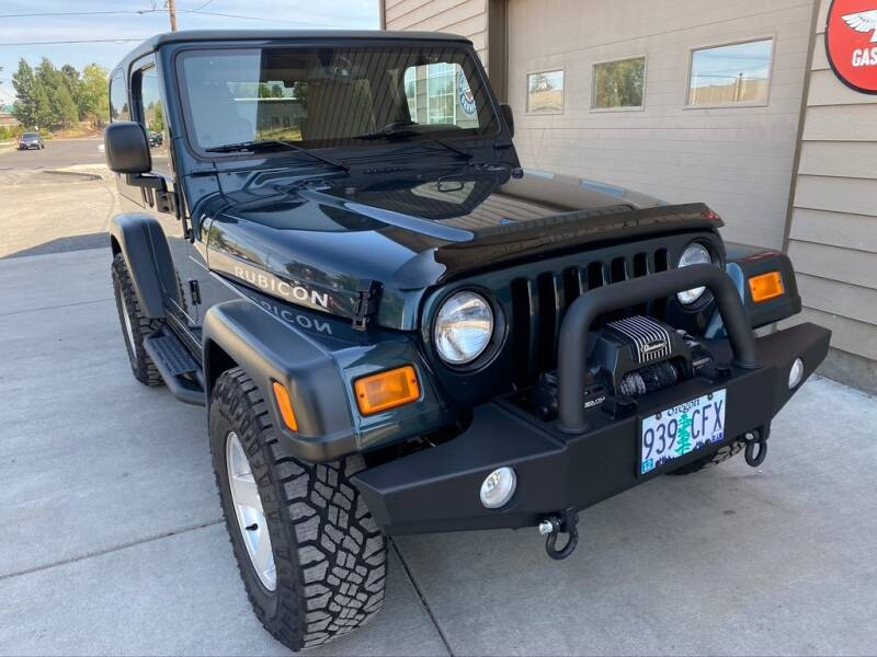 2006 Jeep Wrangler Rubicon 2dr SUV 4WD - Bend OR