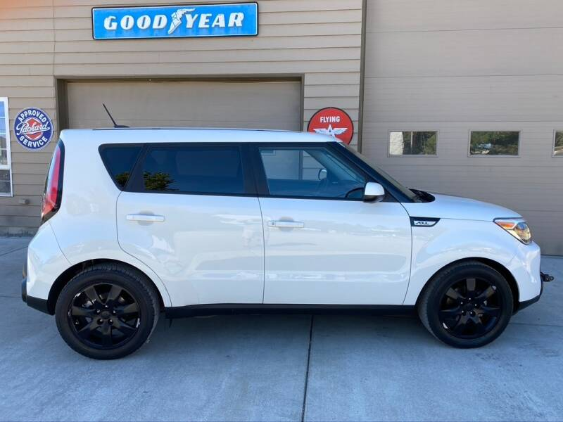 2016 Kia Soul 4dr Crossover 6M - Bend OR