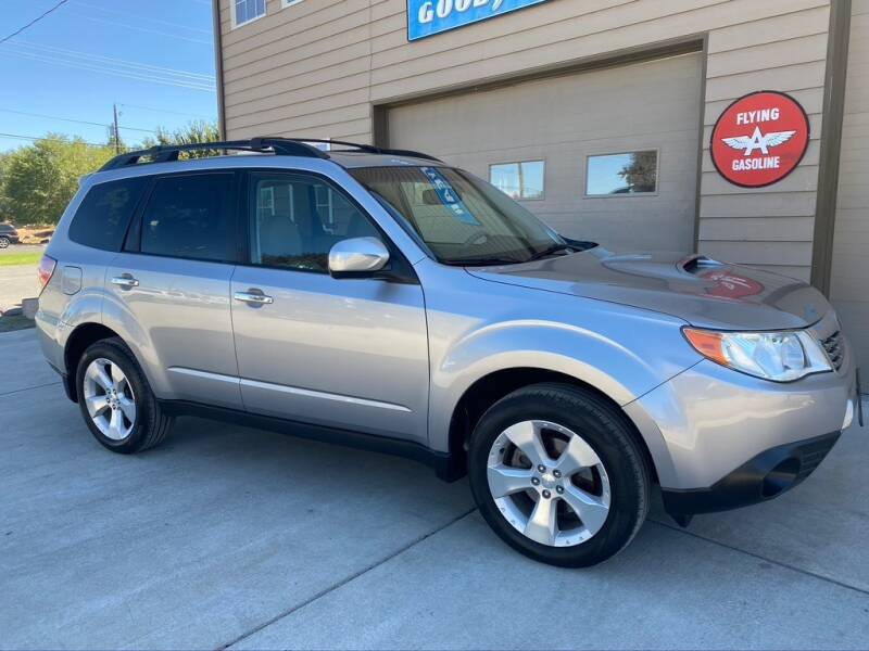2009 Subaru Forester AWD 2.5 XT 4dr Wagon 4A - Bend OR